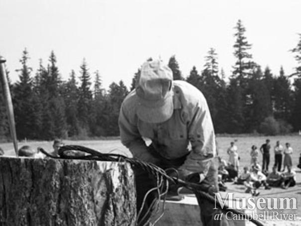 Campbell River Logger Sports