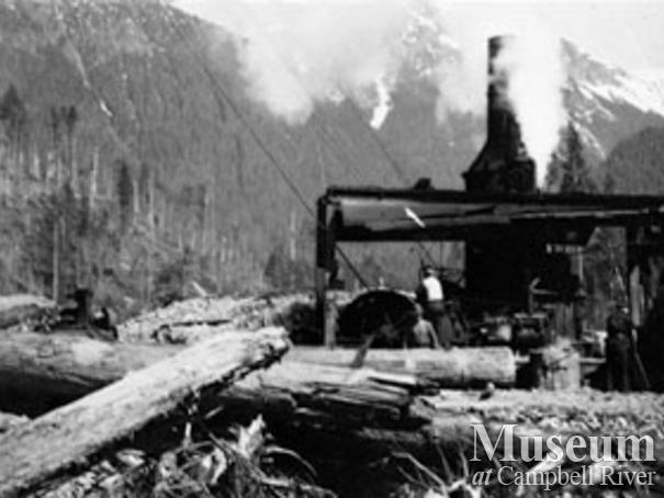 Washington Steam Donkey