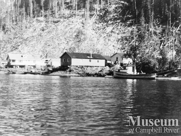 Ellingsen's camp
