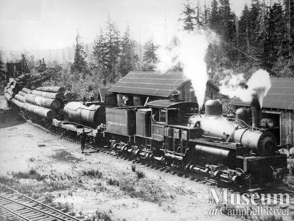 International Timber Co. locomotive #4