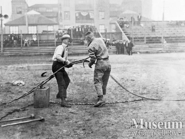 Early Logger Sports