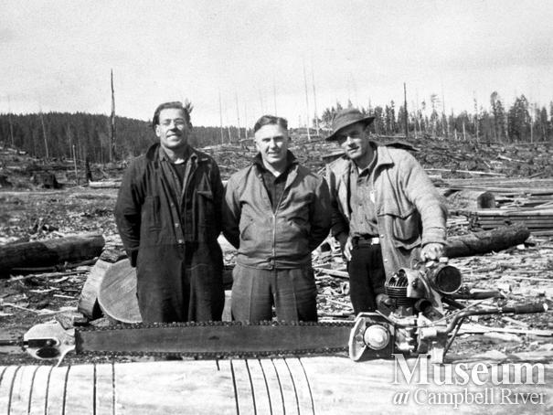 Bloedel, Stewart and Welch, Camp 5