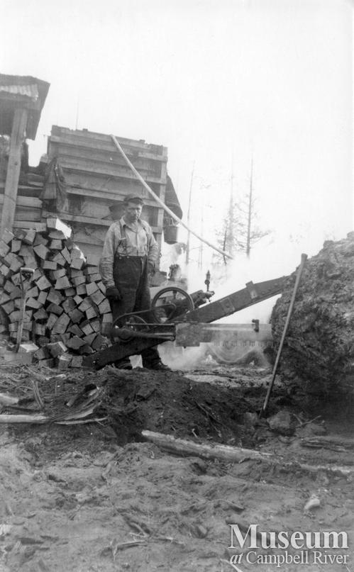 Elk River Timber Co. logging operations