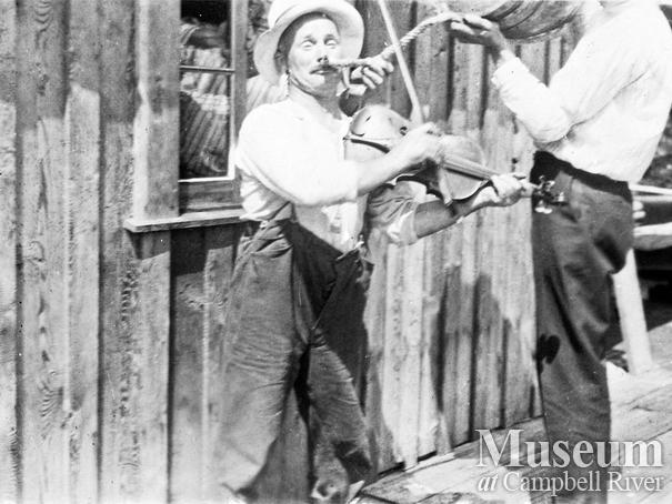 Bendickson Logging operations at Jervis Inlet