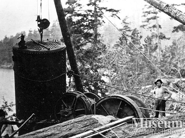 Bendickson Logging operations