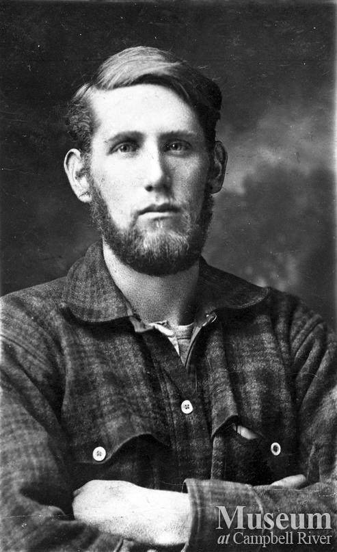 Bendickson Logging's first high rigger