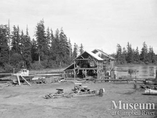 Beecher Lake Lumber Co. operations