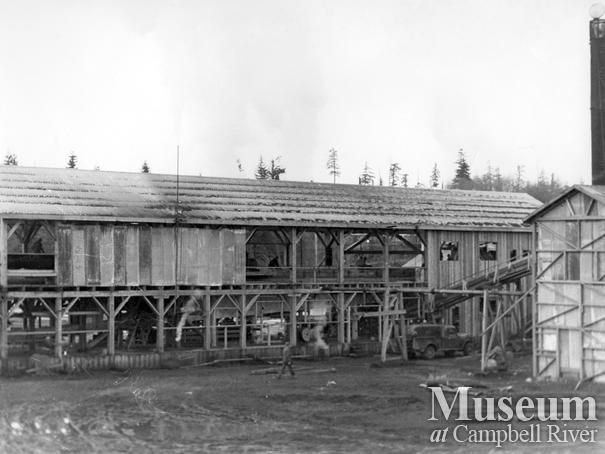 Beecher Lake Lumber Co. Campbell River