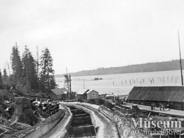 Pioneer Timber Co. in Port McNeill