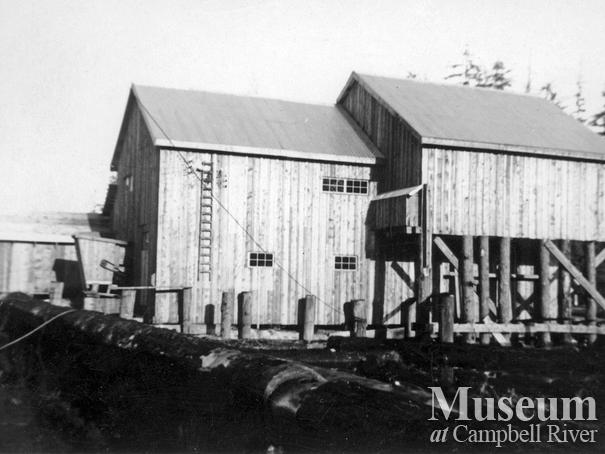 Oyster River shingle mill