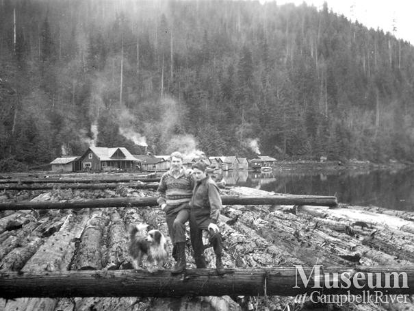 Byles and Groves Logging at Call Inlet
