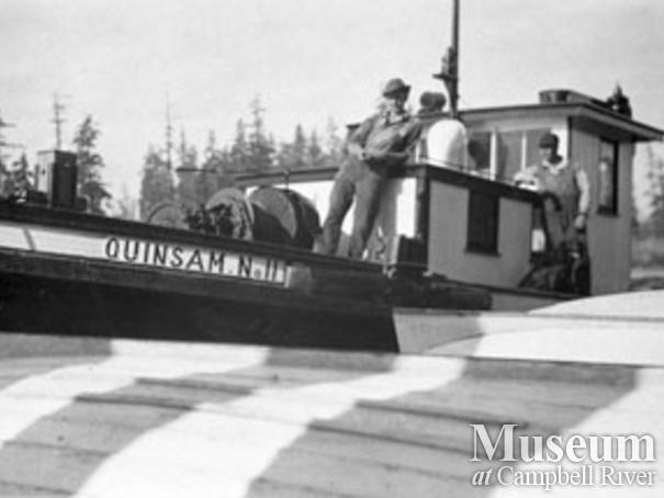 Elk River Timber tugboat