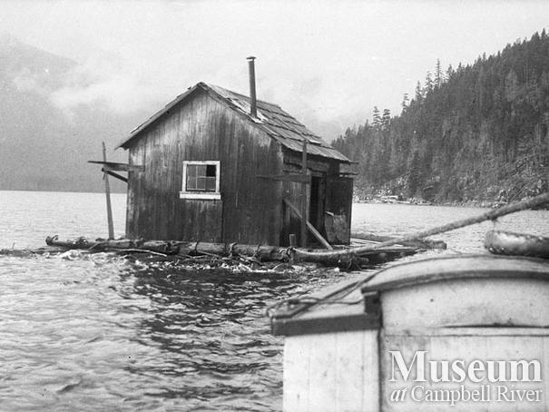 Roderick Haig-Brown's shack
