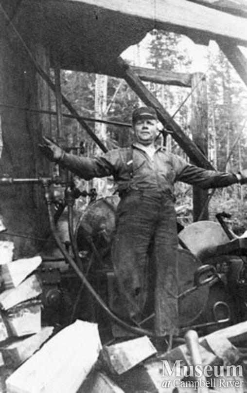 Parker and Palmer Logging Co.