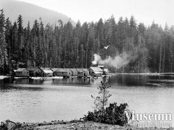 Hasting Co. Camp C at Hemming Bay