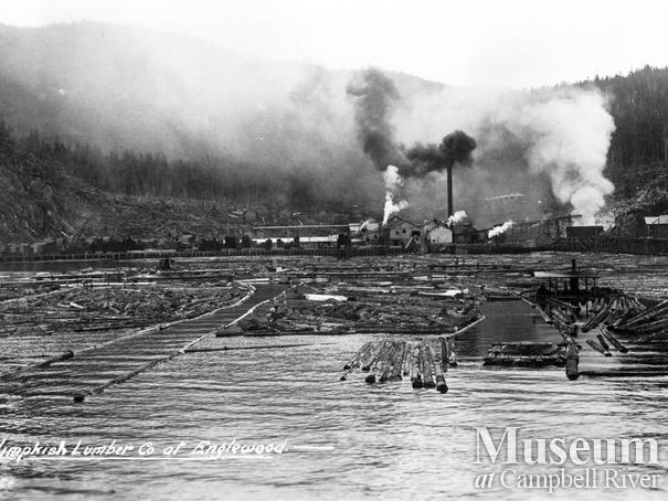 Nimpkish Lumber Co. at Englewood