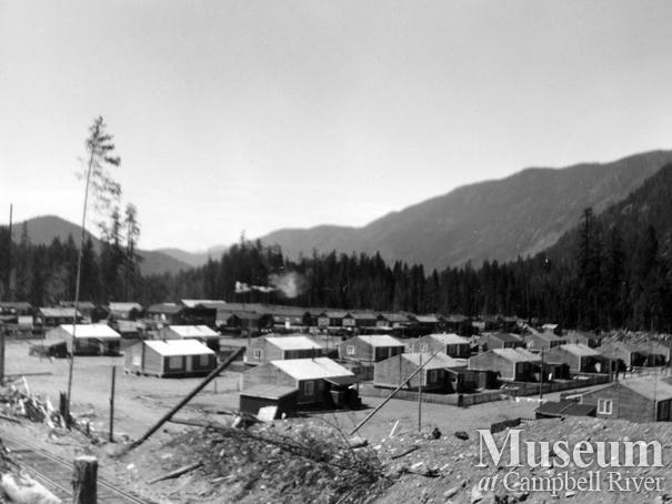 View of Woss Camp