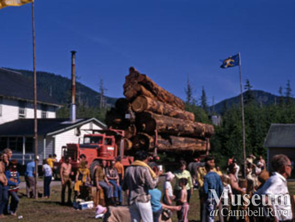Kokish Logger Sports Days