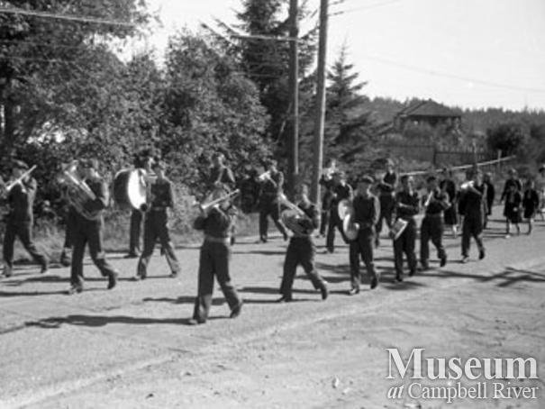 Logger Sports Day parade