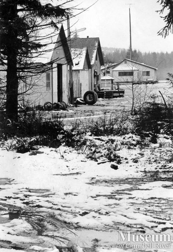 Elk River Timber Camp 8 at Echo Lake