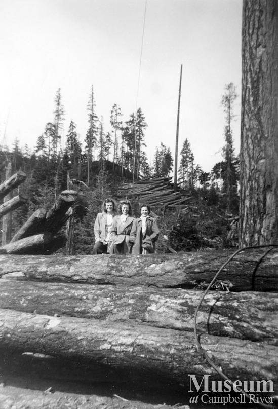 Coal Creek Logging Ltd. operations, Granite Bay