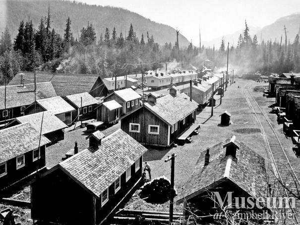 Elk River Timber Co. Camp 9