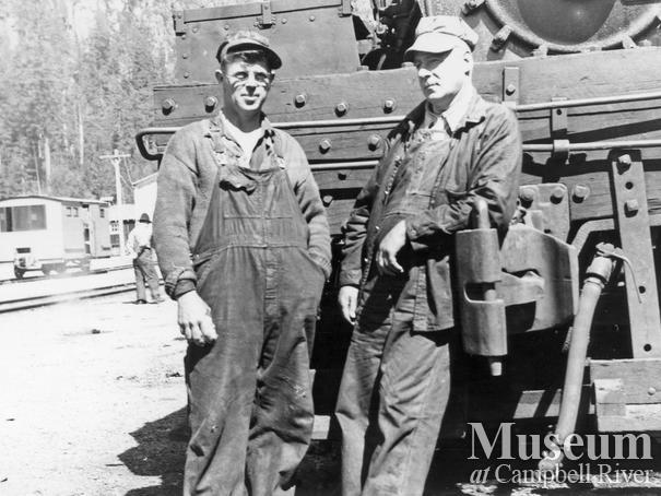 Elk River Timber Co. crew members