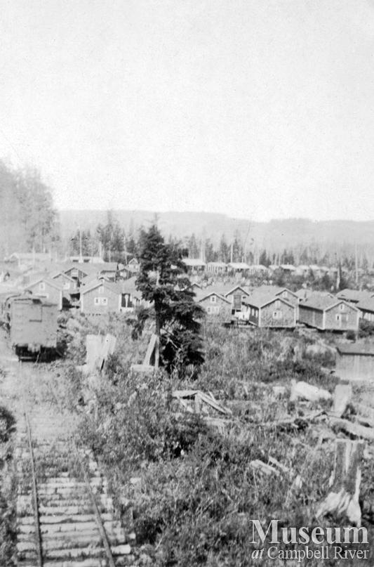 Bloedel, Stewart and Welch Camp 4