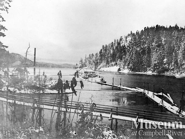 Forestry Camp at Thurston Bay